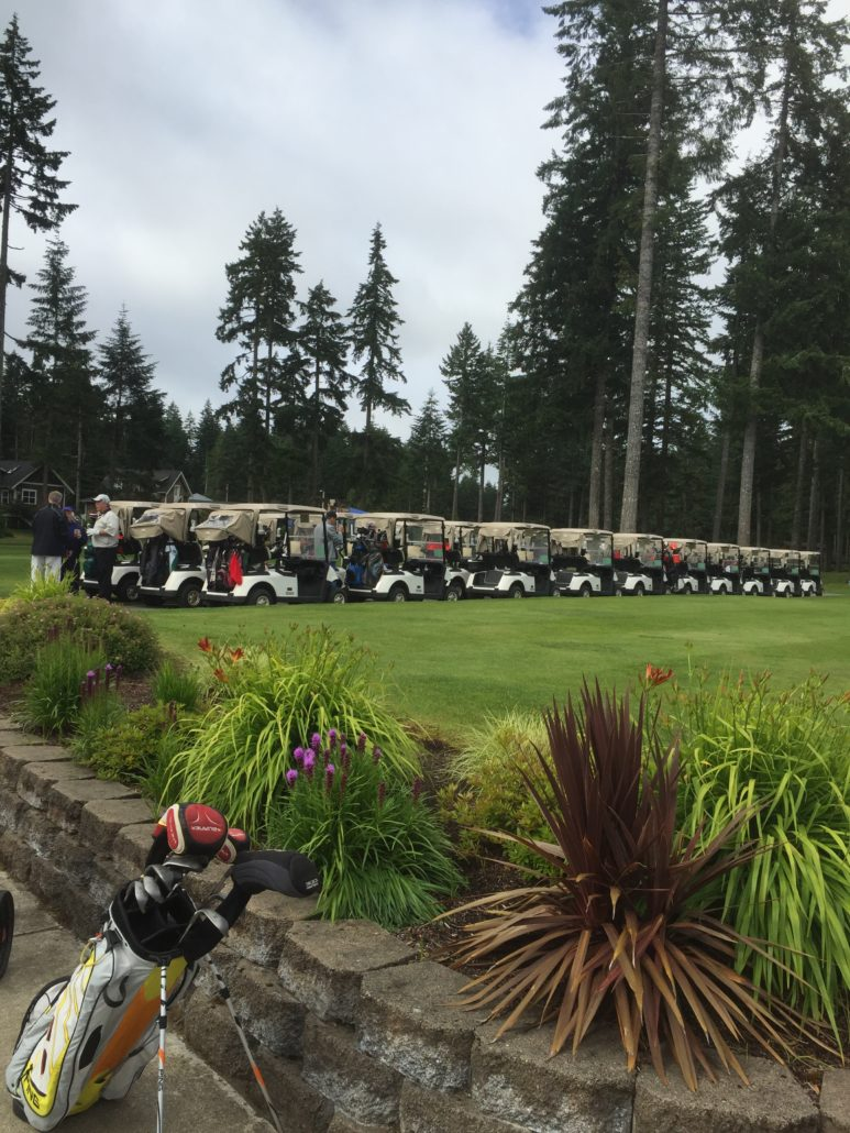 Mason General Hospital Tournament Alderbrook Golf Course